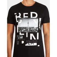 Designer Print T Shirt