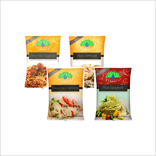 Vermiceli & Spaghetti Packaging Pouches