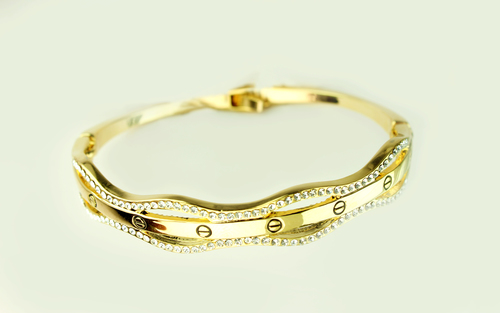 Antique Brown Bracelate