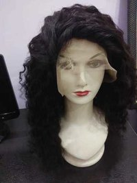 Raw Full lace Curly Human Hair Wig