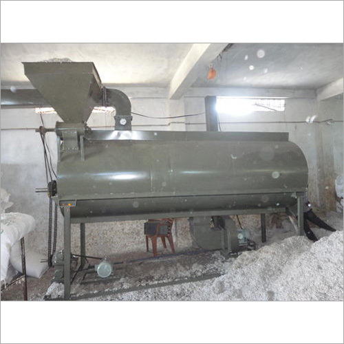 Cotton Seed Dryer