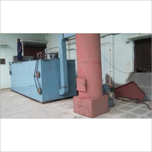 Makka Poha Dryer Machines