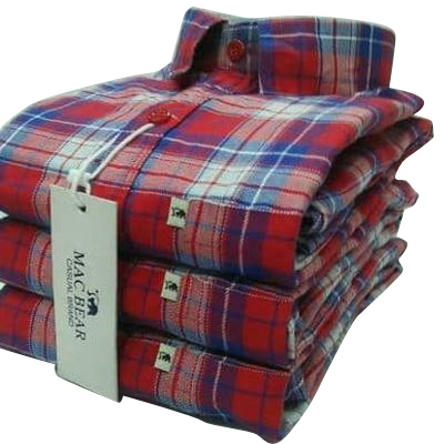 Men's Check Casual Shirts
