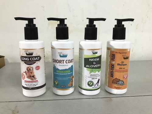 Short Coat Shampoo
