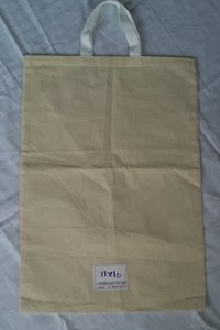 Plain Cotton Carry Bags