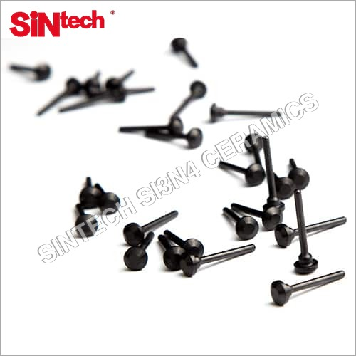Customized Silicon Nitride Positioning Pin