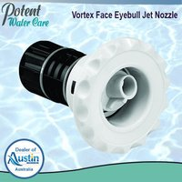 Vortex Face Eyebull Jet Nozzle