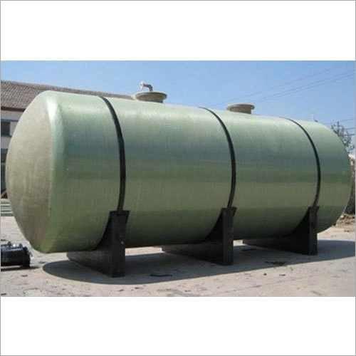 FRP Milk Storage Tank