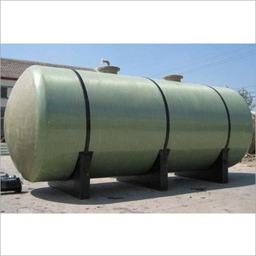 FRP Milk Storage Tank