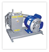Vacuum Pump (Oil Sealed)