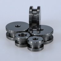 tungsten carbide seats 6.35mm, 1/4 inch for gas lift valves