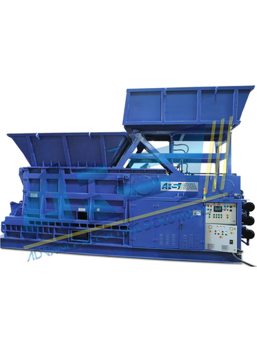Shear Baler Machine