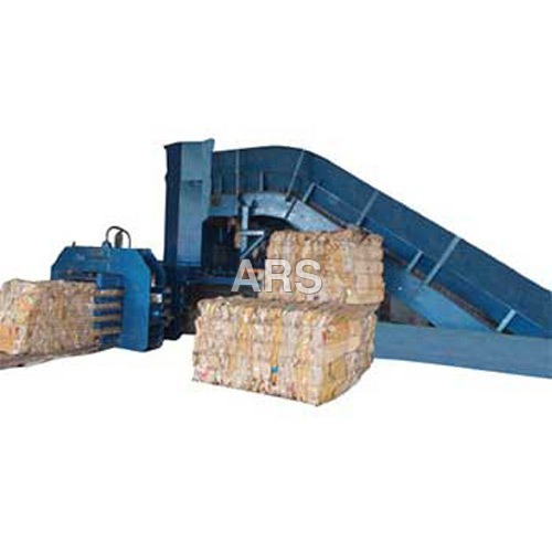 Paper Waste Baling Machine
