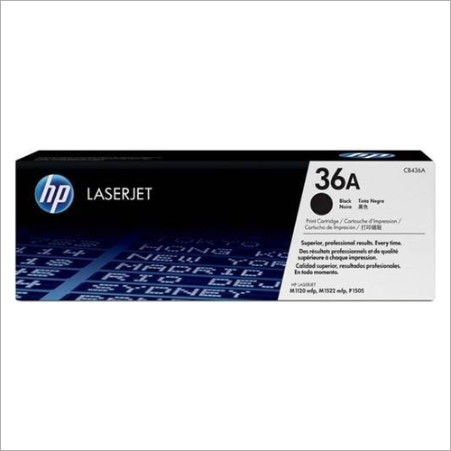 HP Cb436a Toner Cartridge