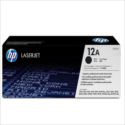 Q2612A 12A Orignal Toner Cartridge