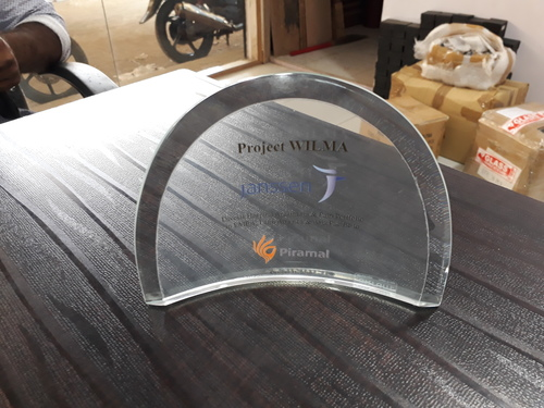 Customized Glass Awards