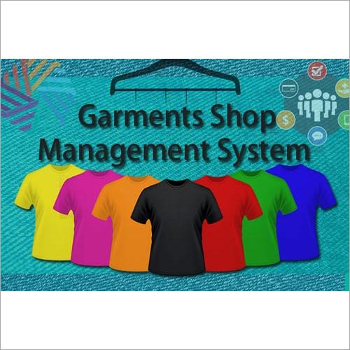 Garment Shop Management Software