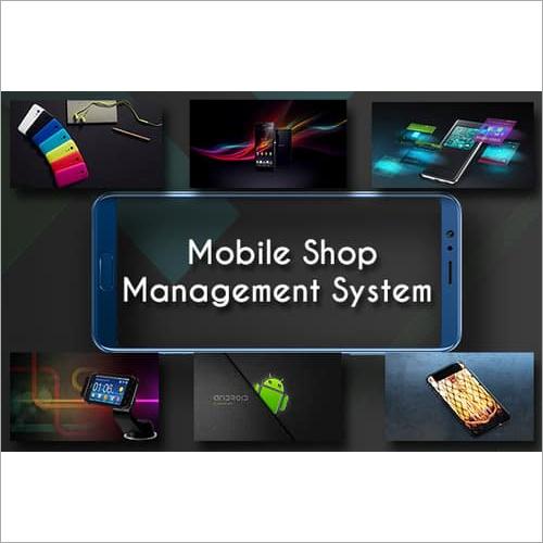 Mobile Shop Management Software