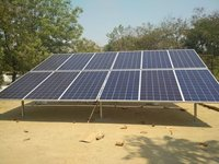 Home Solar Power Plant