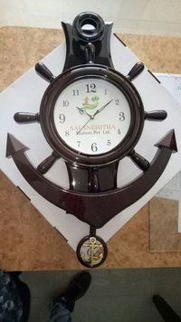 Antique Anchor Clock