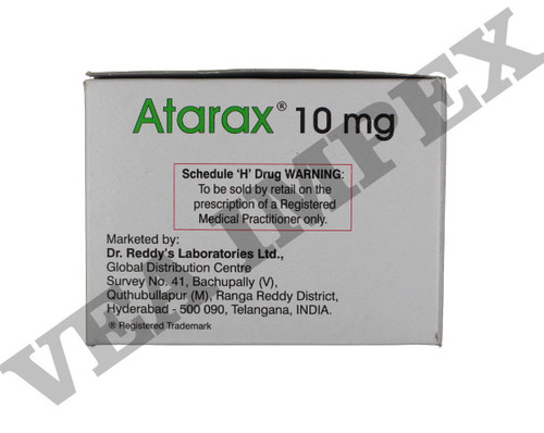 Atarax 10 mg Tablets
