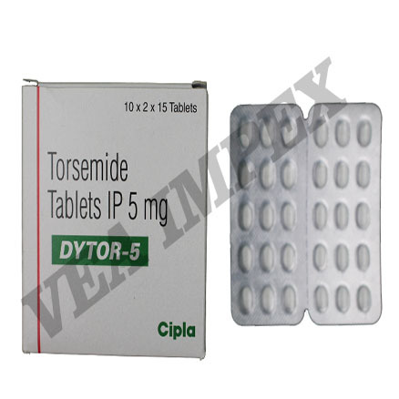 Dytor 5 mg Tablets