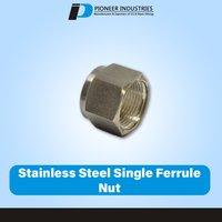 Stainless Steel Single Ferrule Nut