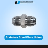 Stainless Steel Flare Union