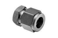 Stainless Steel Double Ferrule Tube Plug
