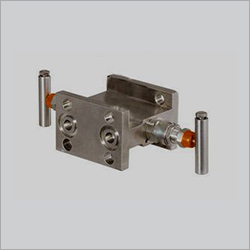 T Type Flange to Flange (T Type) 2 Way Manifolds Valves