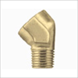 Brass Flare Male Elbow