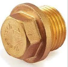 Brass Pipe Forging Plug