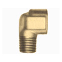 Brass Compression Fitting Female Elbow