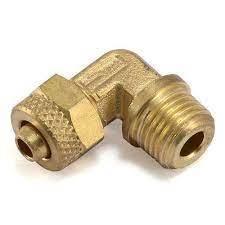 Brass Pu Elbow