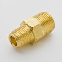 Brass Pipe Reducing Nipple