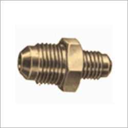 Brass Double Ferrule Reducing Union