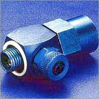Swivel Flow Control Valve'