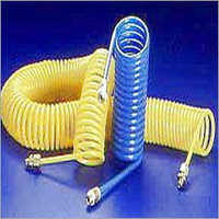 RETRACTABLE PA ( Nylon ) COILED HOSES