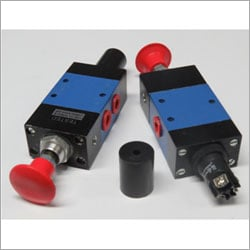 Push Pull Valve & Electrical Switch