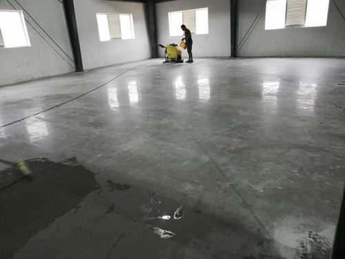 Sodium Silicate Floor Sealing Services