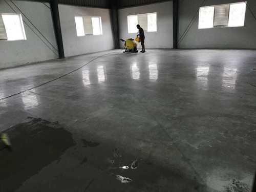 Sodium Silicate Liquid Floor Hardener Services
