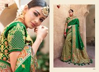 Heavy Designer Silk Sarees
