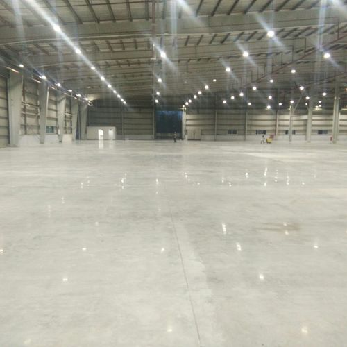 Liquid Floor Hardener Services