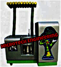 JUICE EXTRACTOR WITH CHILLER