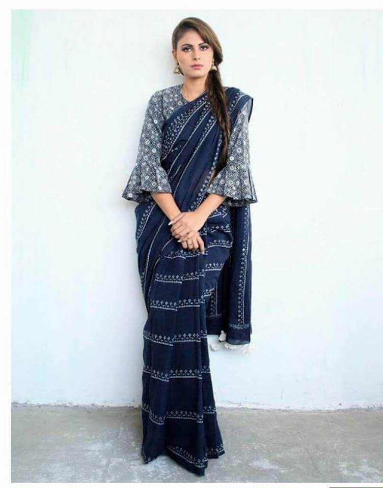 bagru hand block print sarees