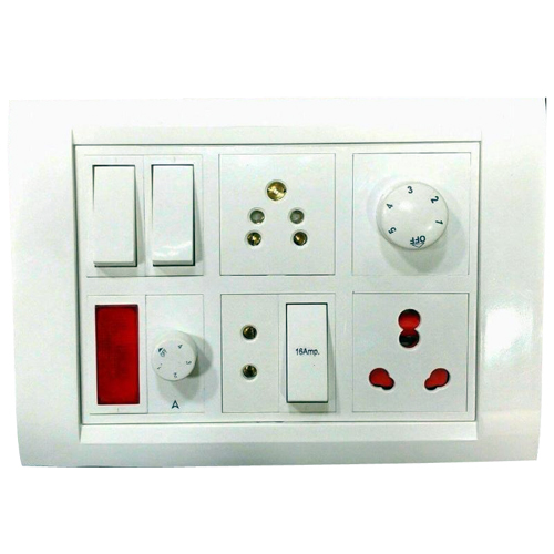 Home Switch Panel