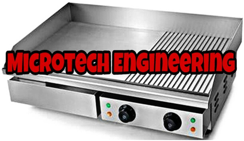 GRIDDLE (ELECTRIC)