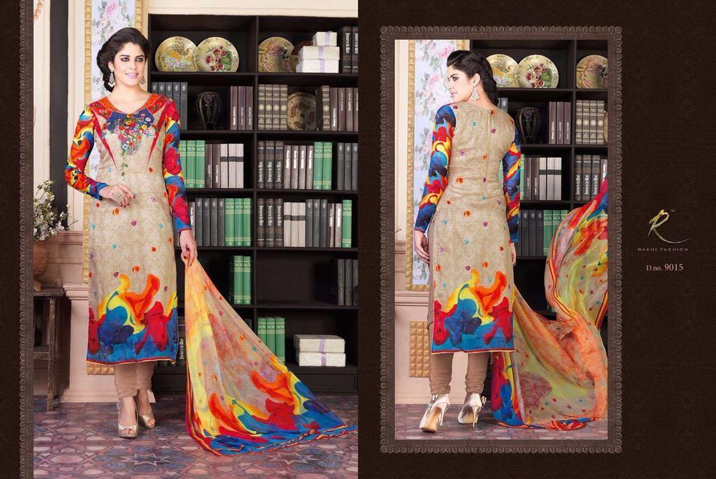 Designer Digital Printed Suits