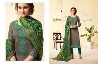 Aaditri Banarasi Gota Patti Jaipuri Suits