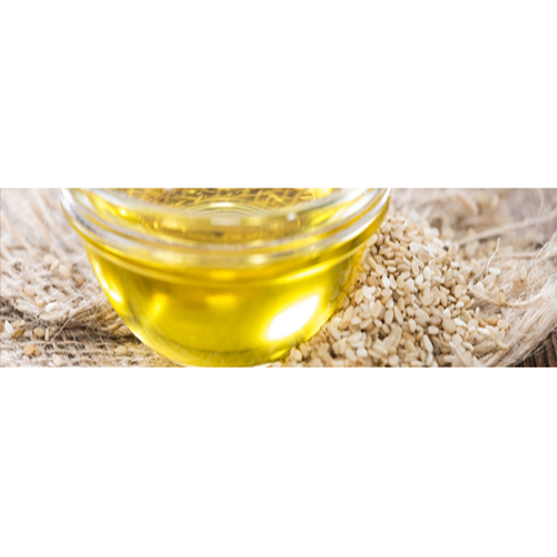Cold Pressed Sesame Oil